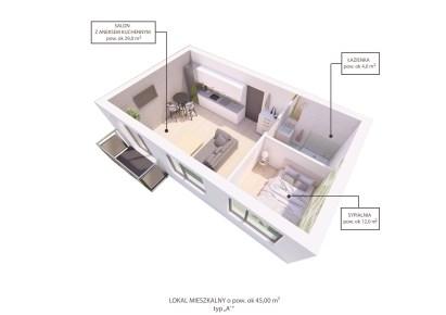 mieszkanie na sprzedaż - Bieruń
